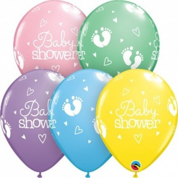 "Globo 11"" Baby Shower"