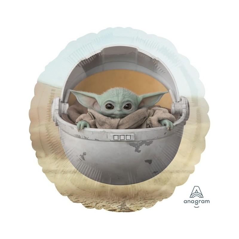 """Globo 18"""" Baby Yoda Mandalorian"""