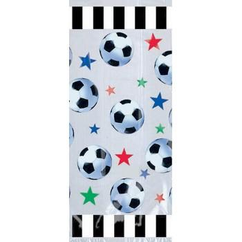 P/20 Bolsa Balon Futbol Rect.