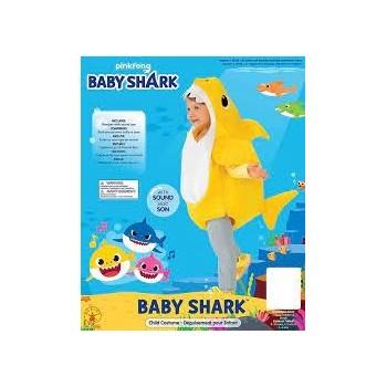 Disf.Inf.Baby Shark 3-4