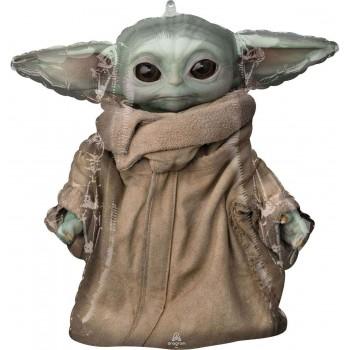 Globo Baby Yoda 68Cm Mandalori