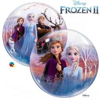 Globo Burbuja Frozen Ii