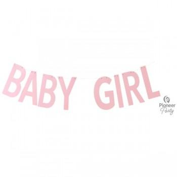 Guirn.Baby Girl Rosa 2Mt