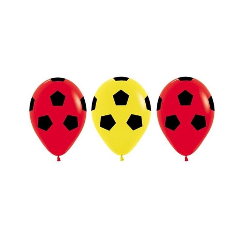 P/12 Globo R12 Balon Rojo/Amar