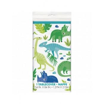 Mantel Dinosaurios 1,37X2,13M