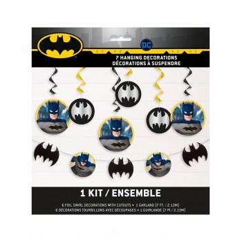 Set Dec.Colg.Batman 7Pcs