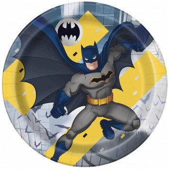 P/8 Plato 23Cm Batman