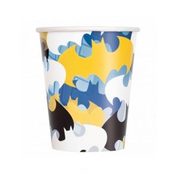 P/8 Vaso Escudo Batman