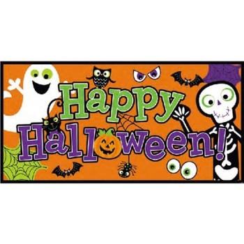 Banderin H.Halloween 1,65Mx65c