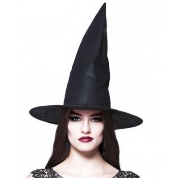 Sombrero Bruja Negro Adulto