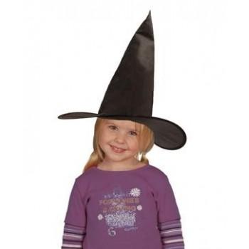 Sombrero Bruja Infantil Negro