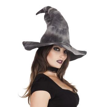 Sombrero Bruja Zelda Gris