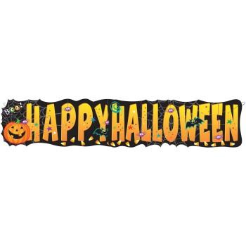 Guirn.Jumb.Happy Halloween Boo