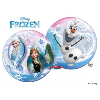 Globo Burbuja Frozen