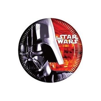 P/8 Plato 23Cm Star Wars