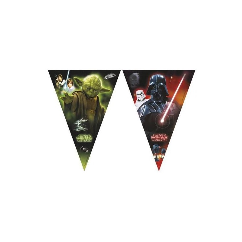 BANDERIN STAR WARS 2.3MT