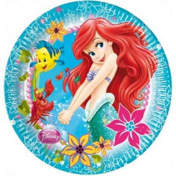 P/8 Plato 23Cm Ariel Beautiful