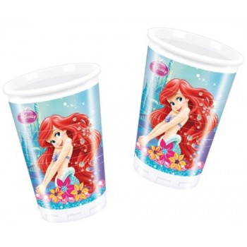 P/8 Vasos Ariel Beautiful