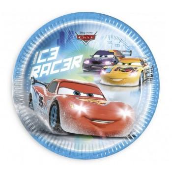 P/8 Plato 23Cm Cars Ice