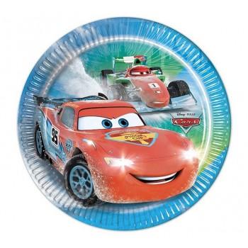 P/8 Plato 20Cm Cars Ice