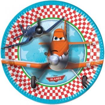 P/8 Platos Planes/Aviones 23Cm