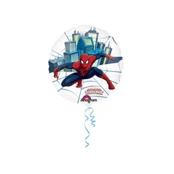 Globo Transp.Spiderman 66Cm