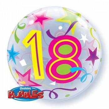 Globo Burbuja Nº18