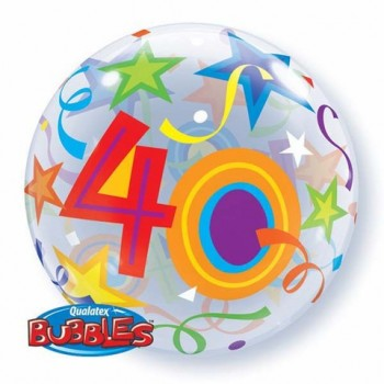 Globo Burbuja Nº40