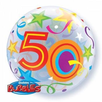 Globo Burbuja Nº50