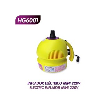 Inflador Electrico Mini 220V