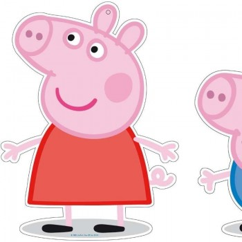 B.P.2 Mini Figura Peppa Pig