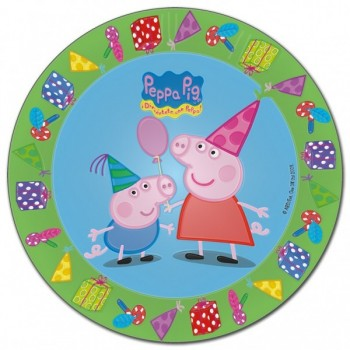 P/8 Plato 23Cm Peppa Pig