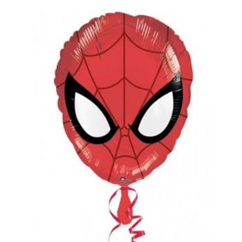 Globo Cara Spiderman Ultimate