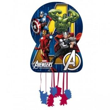 Piñata Silueta Vengadores