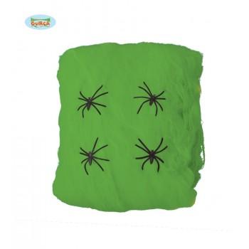 Telaraña Verde 60Gr
