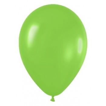 B/50 Globos R.12 Verde Lima