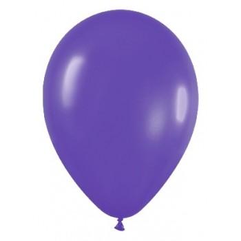B/50 Globos R.12 Violeta
