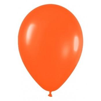 B/50 Globos R.12 Naranja