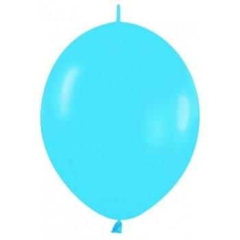 B/25 Globos Guirn.R12 Azul