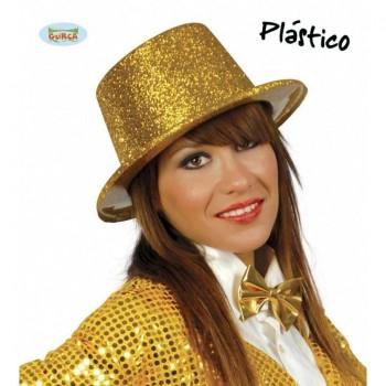 Chistera Escarcha Oro/Plata