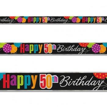 Guirn.Negra Nº50 Happy B-Day