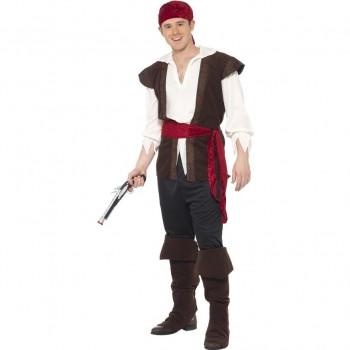Disf.Chico Pirata T-M