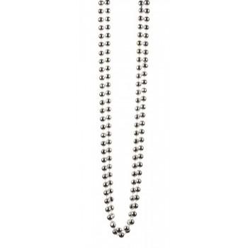 P/2 Collar Perlas Plata