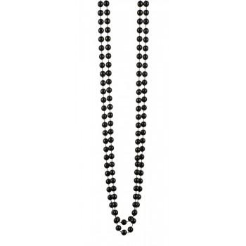 P/2 Collar Perlas Negras