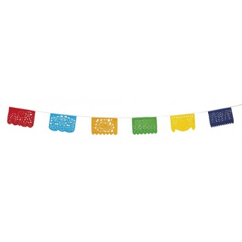 "Guirn. ""Fiesta""  Colores 10 M"