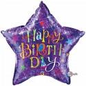 Estrella 91Cm Happy Birthday