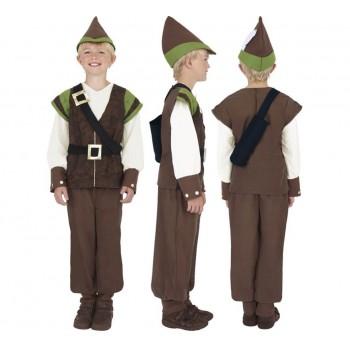 Disf.Inf.Robin Hood 7-9Años