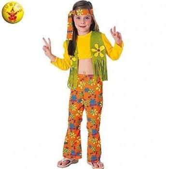 Disf.Inf.Niña Hippie T-M