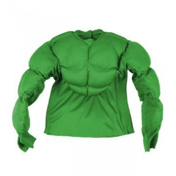 Camisa Inf.Musculo Verde 11-13