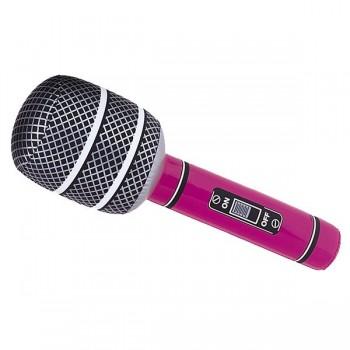 Microfono Hinchable 76Cm